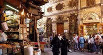 На сирийском базаре